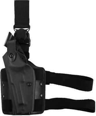Safariland 6005-8314-121 Duty Holster Stx Black Rh For Glock 1722 X400 Light