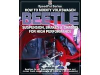 How To Modify Volkswagen Beetle Chassis, Suspension & Brakes (Speed-pro Series)