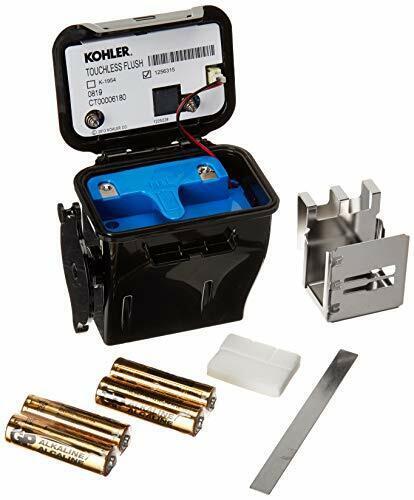 HOT!!! Replacement Part Touchless Assembly for Kohler Toilet Flush Black New