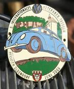 Veteran Car Badge