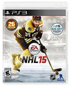 Wanted NHL 15 for PS3