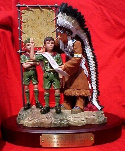 Order of the Arrow OA Endowment Ordeal Painted Figurine - Multiple #