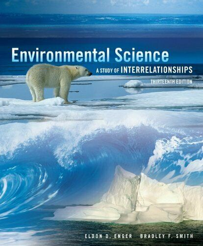 Environmental Science by Smith, Bradley Book The Fast Free Shipping