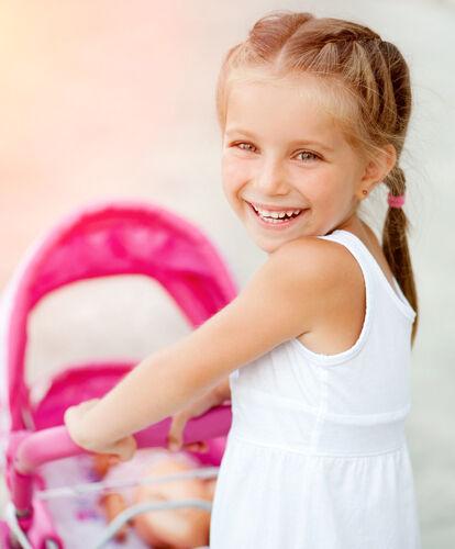 Puppenwagen-großer Komfort für kleine Begleiter