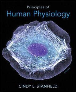 Principles of Human Physiology (5th Edition) w/ Mastering A&P