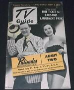 August 1952 Magazine