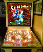 Superman Pinball