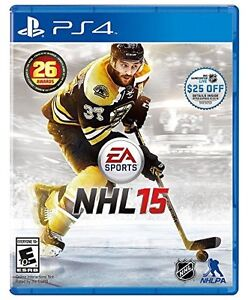 NHL 15 For Sale For Ps4