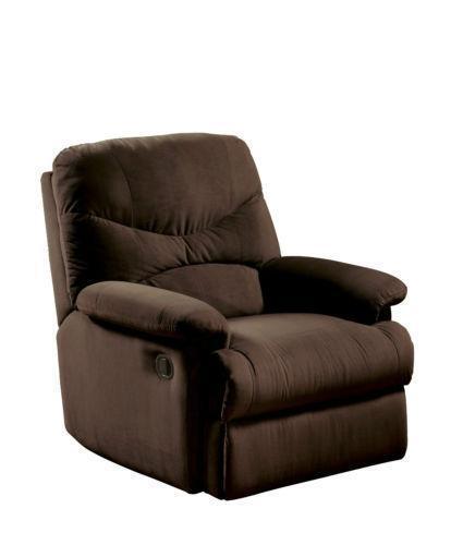 Glider Recliner  sc 1 st  eBay & Swivel Rocker Recliner: Chairs | eBay islam-shia.org