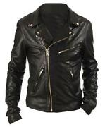 Womens Vintage Leather Jacket