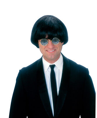 Yeah! Yeah! Yeah Beatles 60's Wig for Halloween Costume