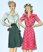 1940'S Sewing Patterns