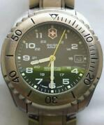 Mens Watches Titanium Swiss Army