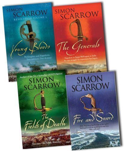 Simon Scarrow Books Ebay