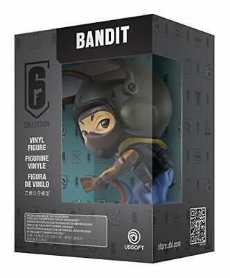 RAINBOW SIX COLLECTION BANDIT ACTION FIGURE COLLEZIONE CHIBI SERIES 3 Ubisoft