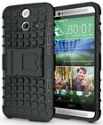 Patterned Fitted Cases with Kickstand for HTC One M8