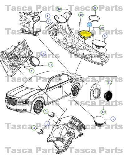Radio Wiring Diagram For 2006 Chrysler 300