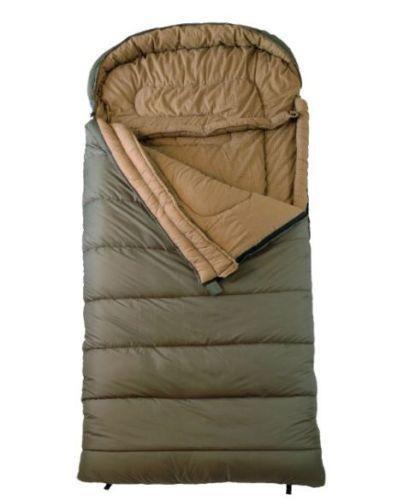 Flannel Lined Sleeping Bag Ebay