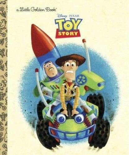 Toy Story (Little Golden Books (Random House)) by Rh Disney.