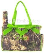 Mossy Oak Camo Diaper Bag