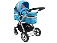 Isafe pushchair