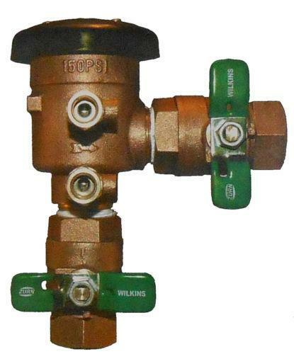 Backflow Preventer Business Industrial eBay