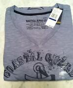 Nautica V-neck T Shirt