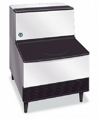 New Hoshizaki Ice Machine Self-contained With Bin 201lb Ice Air Cool Km201bah