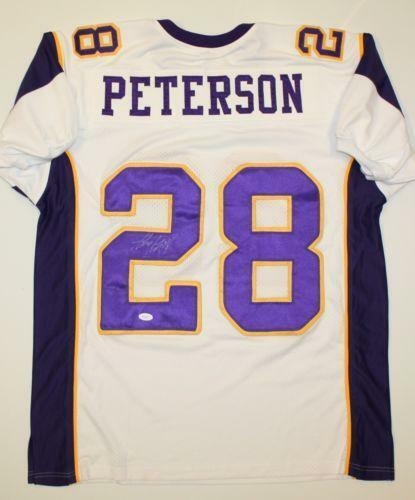 adrian peterson stitched jersey