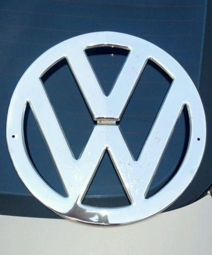 Vintage VW Emblem   eBay