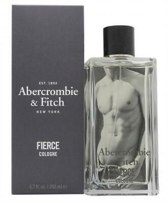 Abercrombie & Fitch Fierce Cologne  6.7 oz Cologne Spray for Men NEW