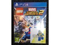 Lego Marvel Super Heroes 2 w/ figure
