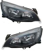 Astra J Headlight
