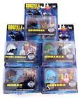 Godzilla Action Figures Lot