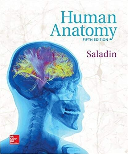 Human Anatomy 5th edition By Saladin