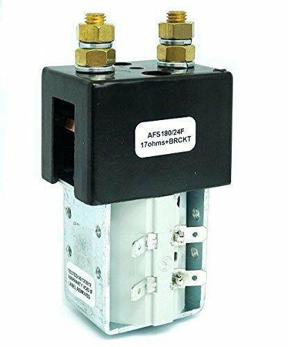 Heavy Duty Main Contactor Solenoid SW180 24 Volts 200 Amps Golf Car Electric