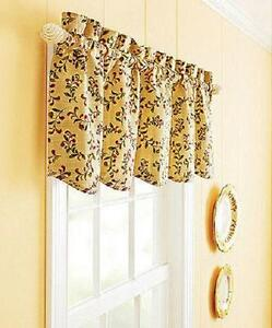 Bon French Kitchen Curtains