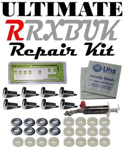 ULTIMATE Xbox 360 Repair Kit RROD Red Ring Xclamp