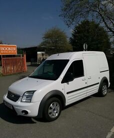 Ford Transit Connect *NO VAT**LOW MILEAGE* Tdci t230 LWB Highroof 2011