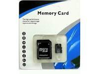 Micro SD Memory Card 64GB.Class10