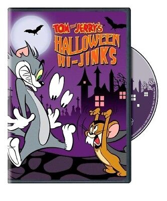 Tom and Jerry: Halloween Hi-jinks (2013, DVD)