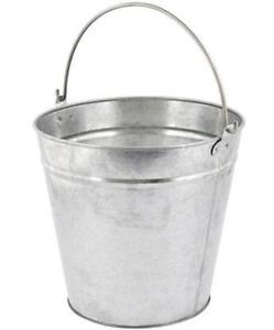 Image result for metallic buckets