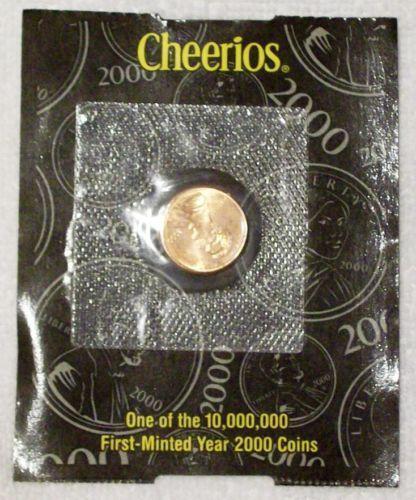 Cheerios Penny Coins Us Ebay