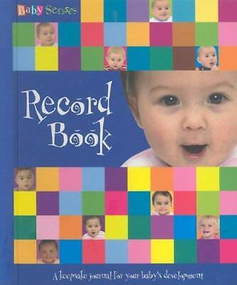 Bebé Sentidos Record Libro : un Recuerdo Diario para Tus Bebé Desarrollo