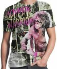 The Ultimate Warrior Wrestling Shirts
