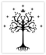 Lord of The Rings Decal