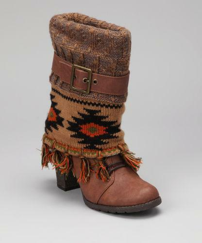 Mukluk Shoes Mens Leather