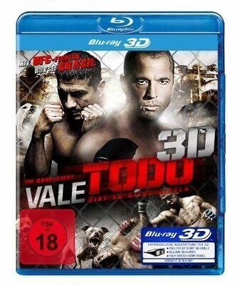 Vale Todo / 3D Blu-ray / NEU / OVP / Im Cage Fight gibt es keine Regeln ()