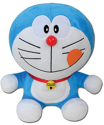 "Doraemon: Doraemon Delicious Smile Face 10"" Plush Anime GE NEW"