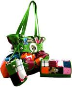Designer Inspired Patchwork Handbags